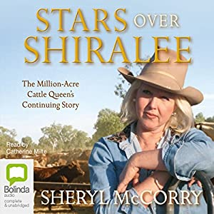 Stars over Shiralee Audiobook