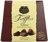 Chocmod Truffettes de France 2.2lbs (1Kg) All Natural Truffles in a Elegant Gift Box