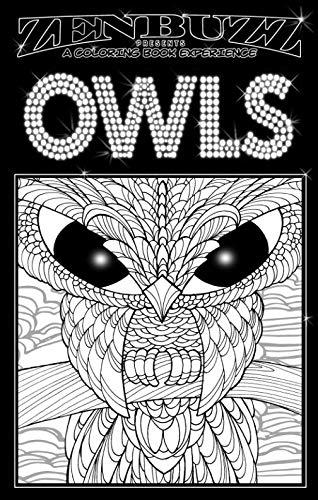 ZenBuzz presents OWLS: A Coloring Book Experience