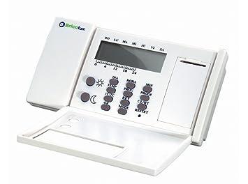 BRICOLUX - Cronotermostato Digital Programable