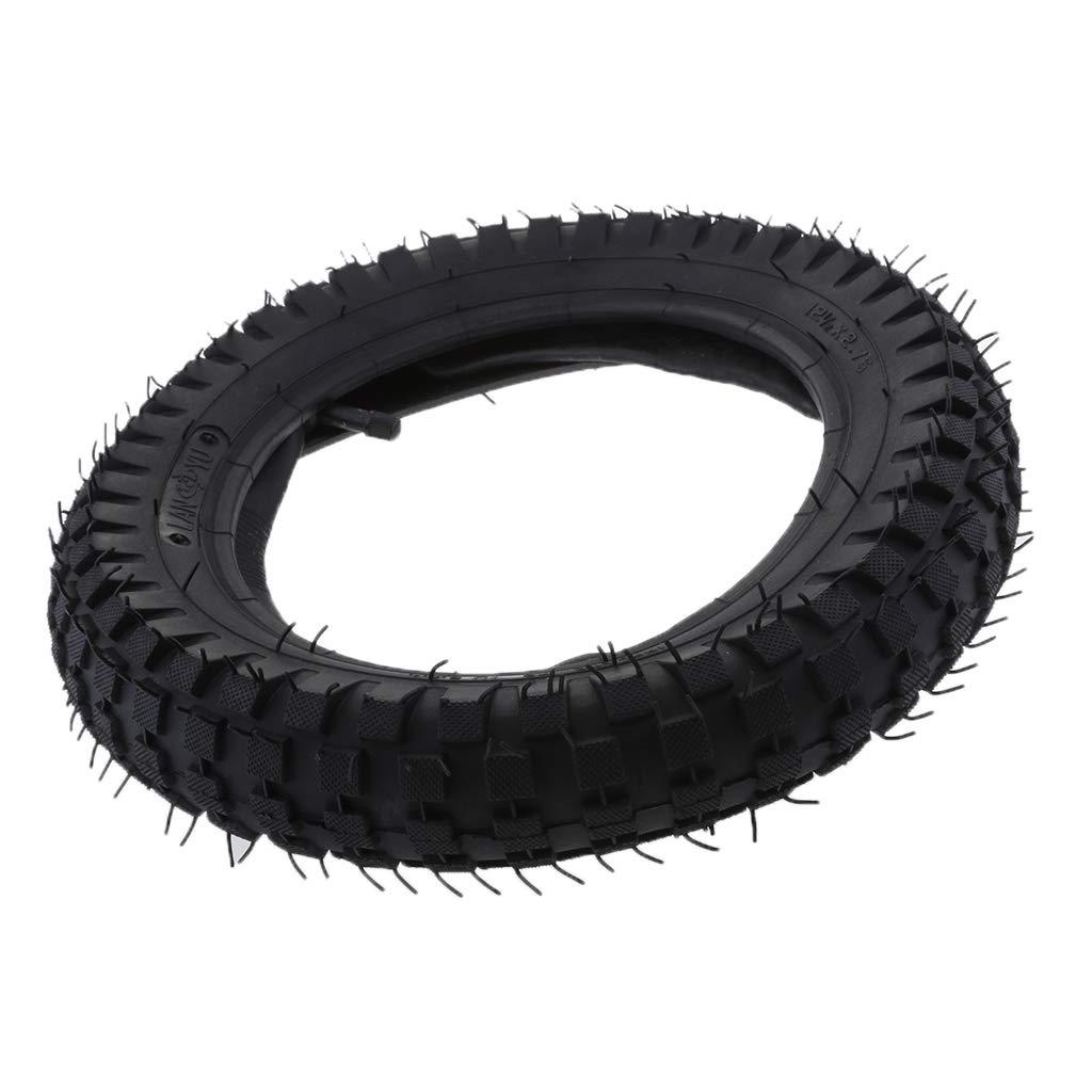 D DOLITY 12.5x2.75 Tire /& Inner Tube Set Razor MX350 MX400 Dirt Bike Rocket