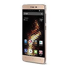 BLU Energy X 2-Factory Unlocked Phone, Retail Packaging, Gold (Canada Compatible) (Discontinued by Manufacturer)