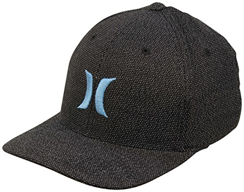 Hurley Black Suits Hat - Game Royal - L/XL