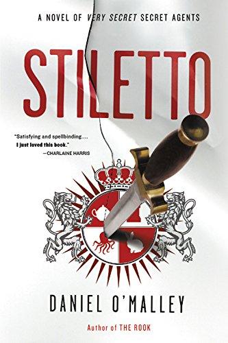 Stiletto: A Novel (The Rook - Stiletto Price