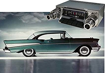 Amazon com: Custom Autosound Stereo compatible with 1957