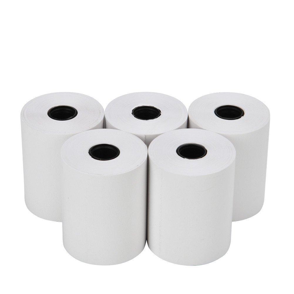 SJPACK Thermal Paper 2 1/4'' X 85' Pos Receipt Paper, 50 Rolls Cash Register Roll (50 Rolls / 1 Carton) by SJPACK (Image #4)