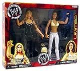 BETH PHOENIX & MARIA WWE JAKKS INTERNET EXCLUSIVE 2 PACK ACTION FIGURE TOY