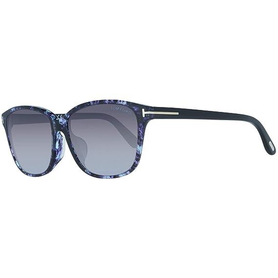 Tom Ford Sonnenbrille FT0432-F 55W 59 Gafas de Sol, Morado ...