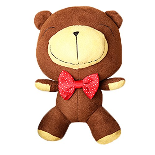 DOER Edutainment Craft Sewing Kit– DIY Make Your Own Teddy Bear – An Educational Fun Toy (Smile Bear)