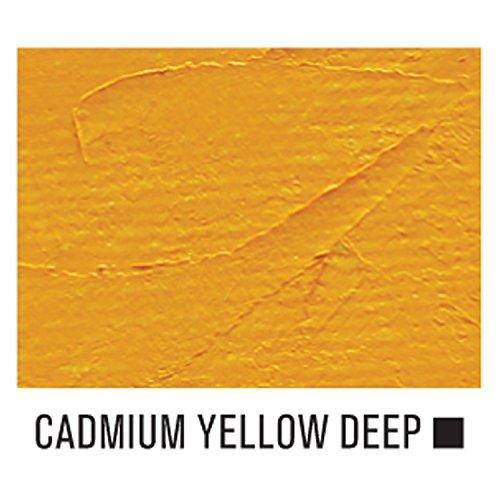 Gamblin Artist Oil 37Ml Cadmium Yellow Dp]()