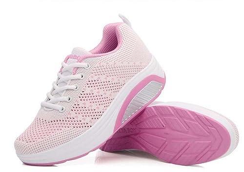 Myi Traspiranti Estive Sportive Sneakers Scarpe Da Donna Casual awSvqT4a