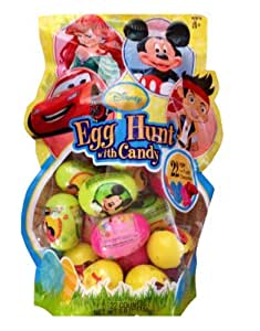 Disney Easter Egg Hunt with Candy (22 Count) Outdoor, Home, Garden, Supply, Maintenance