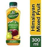 B Natural Himalayan Mixed Fruit Bottle, 300 ml