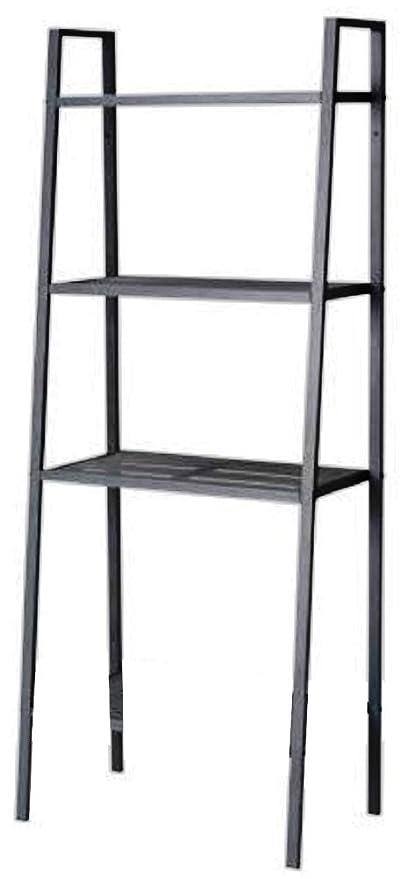 LERBERG Shelves Shelf, Dark Grey: Amazon.co.uk: Kitchen & Home on