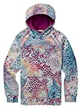 Burton Girls Crown Bonded Pullover, Stout White