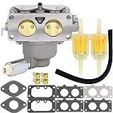 799230 Carburetor for John Deere L111 L118 L120 LA120 LA130 LA135 LA140 LA145 LA150 Briggs & Stratton 791230 699709 499804 Toro Carburetor - John Deere LA145 Carburetor (799230)