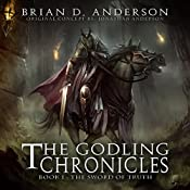 The Godling Chronicles: The Sword of Truth, Book 1 | Brian D. Anderson