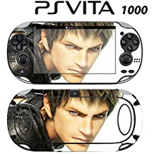 Decorative Video Game Skin Decal Cover Sticker for Sony PlayStation PS Vita (PCH-1000) - FF Final Fantasy