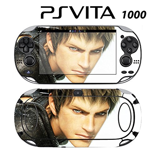 Decorative Video Game Skin Decal Cover Sticker for Sony PlayStation PS Vita (PCH-1000) - FF Final Fantasy -  Decals Plus