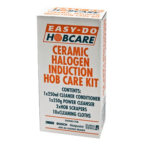 Easy-Do Ceramic Halogen Induction Hob Care Kit