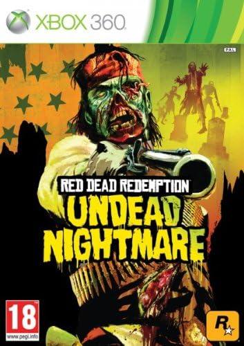Red Dead Redemption Undead Nightmare: Amazon.es: Videojuegos