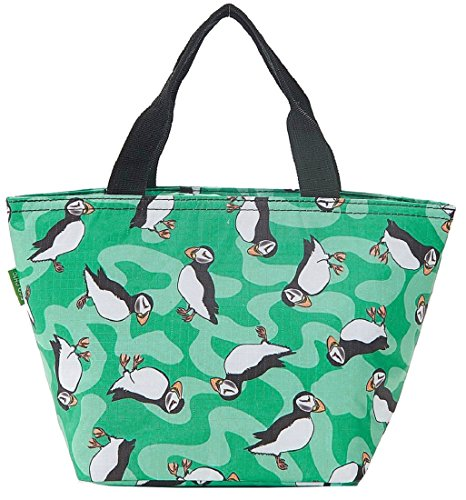 Eco Chic Lunch Insulated Cool Bag/Cooler Bag/Picnic Bag/Packed Lunch Bag ()