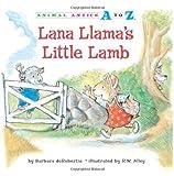Lana Llama's Little Lamb, Barbara deRubertis, 1575653249