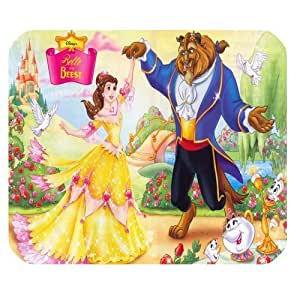 Eva Beauty and the Beast Customized Rectangle Mousepad