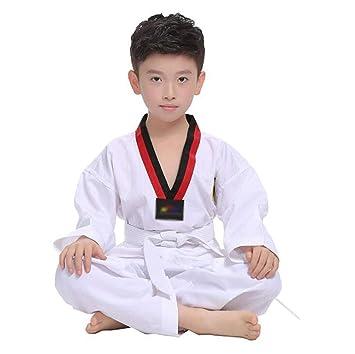 GHKWXUE Karate de la Ropa de los niños/Ropa/Taekwondo ...