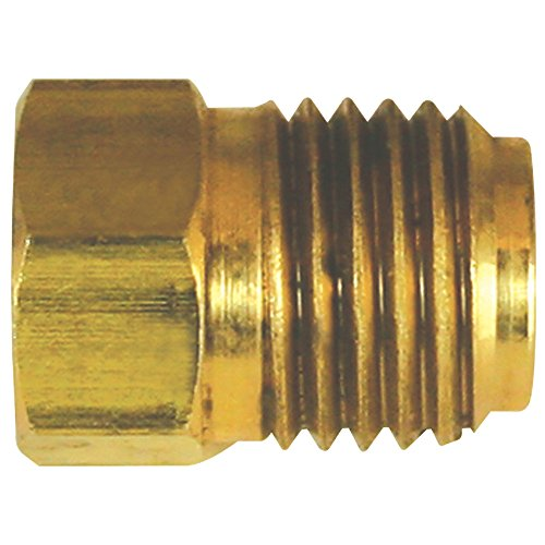 Brass Plug Fitting for 3/16