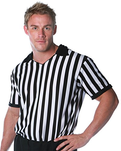 Under (Mens Plus Size Referee Costume)
