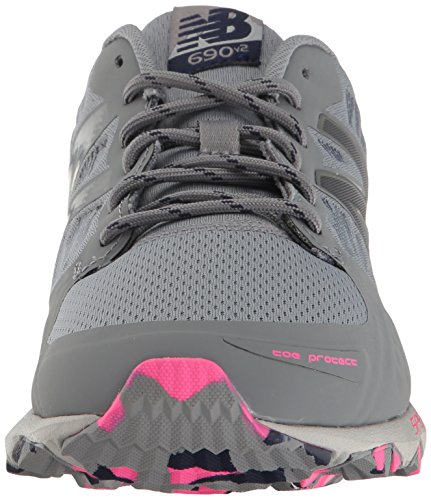 New Balance Damen 690v2 Trail Laufschuhe Rotguss / Dark Denim