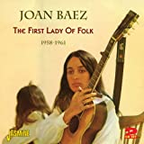 The First Lady Of Folk 1958-1961 [ORIGINAL RECORDINGS REMASTERED] 2CD SET