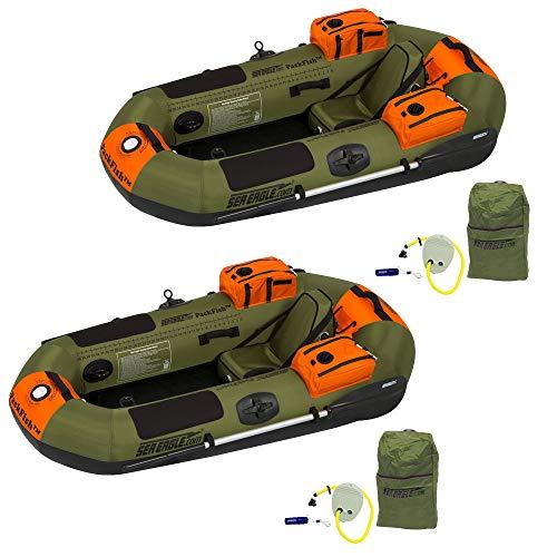 packfish7 deluxe frameless inflatable angler