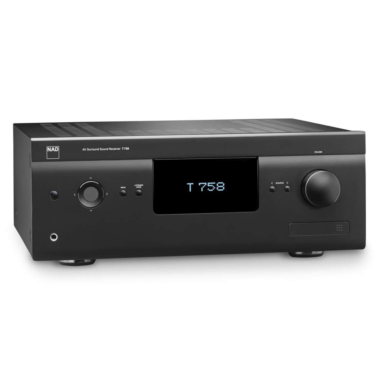 NAD - T 758 v3 Surround Receiver: Amazon.in: Electronics