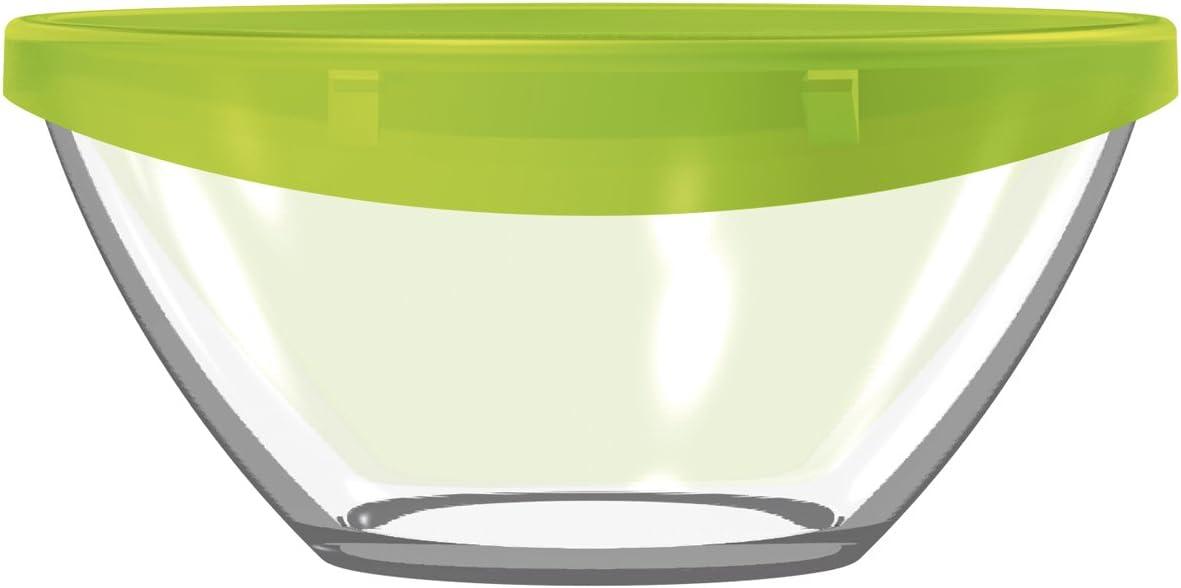 Luminarc Keep'n'Bowl - Ensaladera con Tapa, 28 cm
