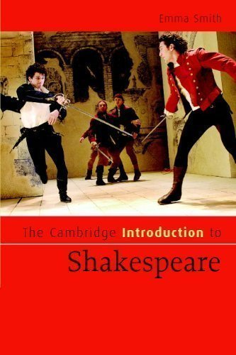 The Cambridge Introduction to Shakespeare (Cambridge Introductions to Literature) 1st (first) Edition by Smith, Emma published by Cambridge University Press (2007)