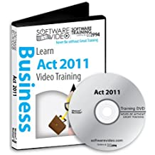 Software Video Learn ACT 2011 Training DVD Sale 60% Off training video tutorials DVDOver 5 Hours of Video Training