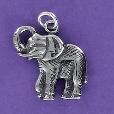 Sterling Silver Elephant Charm Charms Elephants
