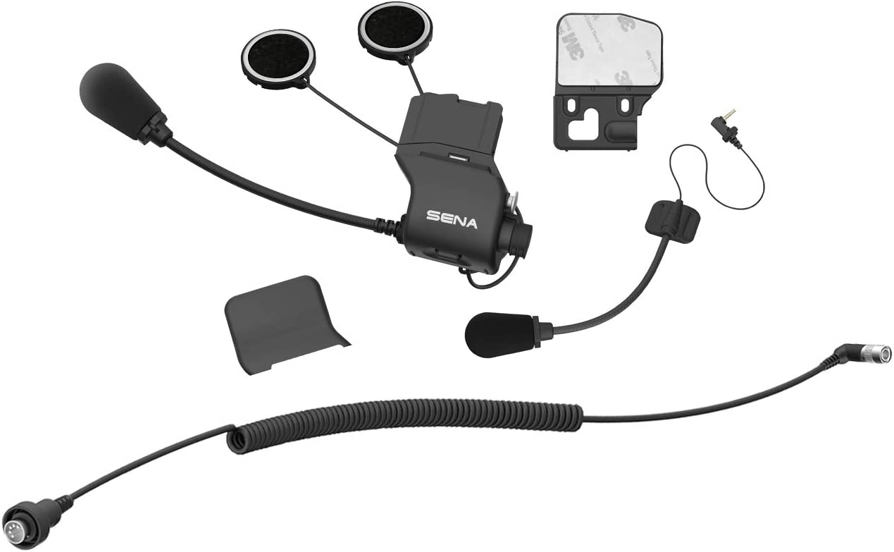 Sena SC-A0317 Universal Helmet Clamp Kit for CB//Audio of Honda Goldwing