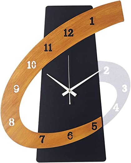 20 Inch Creative Silent Non-Ticking Wall Clock