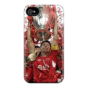 Ojr3633qQDk Rewens Sport Liverpool Eurofinal Durable Iphone 4/4s Tpu Flexible Soft Case