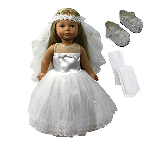 """[Arianna My Sweet Julia Communion 4PCS Complete 