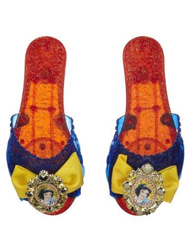 Disney Princess Enchanted Evening Shoe: Snow White (Disney Princess Dress Up Shoes)