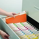 Smead File Folder, 1/3-Cut Tab, Legal