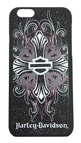 harley-davidson-womens-iphone-6-shell-glitter-bar-shield-cross-case-07731