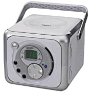 Jensen FM Stereo CD555 Bluetooth Boombox
