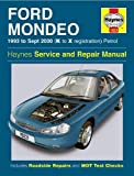 img - for Ford Mondeo Service and Repair Manual: 1993 to Sept 2000 (K to X Reg) (Haynes Service and Repair Manuals) book / textbook / text book