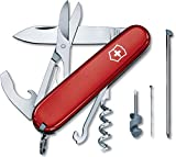 Best Get Hidden Pocket Knives - Victorinox Knife Swiss Army Pocket Multitool with Bonus Review