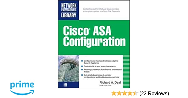Cisco ASA Configuration (Networking Professional's Library